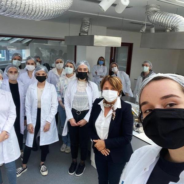 Fakültemiz Öğrencilerine Almanya'da Kariyer Fırsatı