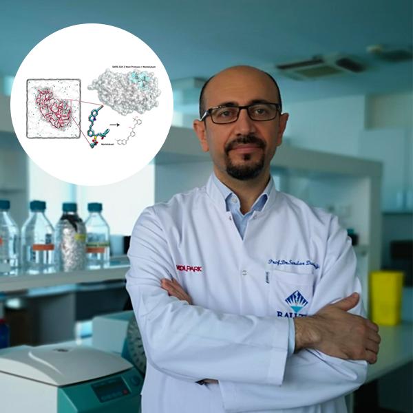 Kovid-19 Tedavisi için Prof. Dr. Durdağı'dan İlaç Çalışması