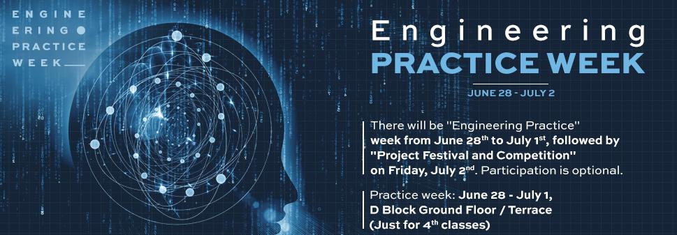 Engineering Practice Week