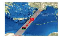 Türkiye - Libya hattı