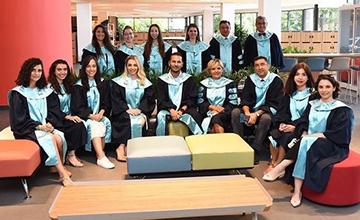 BAU Sağlık Bilimleri Fakültesi Mezuniyet Töreni