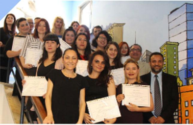 Yabancı Dil Olarak Türkçe Öğretmenliği Sertifika Programı