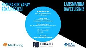 Futurabox Yapay Zeka Projesi Lansmanı Gerçekleştirildi