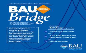 BAU Bridge Sertifika Programlarını Kaçırmayın!