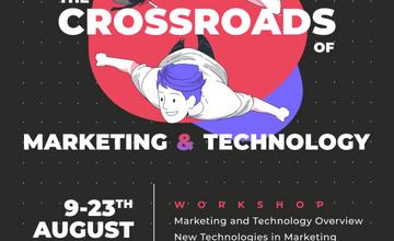 """Geleceğin Pazarlama Profesyonellerine Yönelik """"The Crossroads of Marketing&Technology"""" Çok Yakında Başlıyor!"""