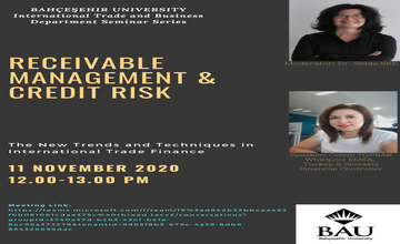 Receivable Management and Credit Risk Seminar