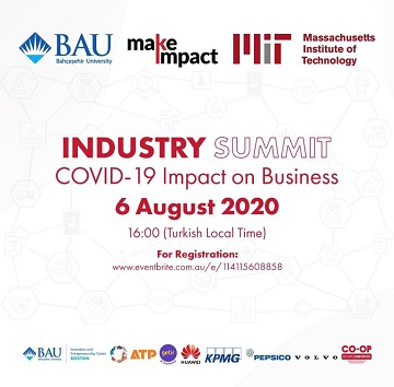 "INDUSTRY SUMMIT ""COVID-19 Impact on Business"""