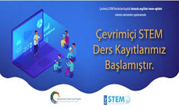 BAUSTEM Çevrimiçi STEM Dersleri Kayıtları Başlamıştır