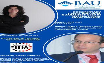 """""""Uluslararası Ticaretin Finansmanında Kullanılan Banka Garantileri ve Akreditif"""" hakkında bilgi edinmek isteyenlere"""