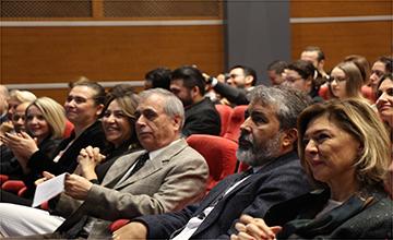 Eğitim Bilimleri Fakültesi 24 Kasım Öğretmenler Günü Kutlaması