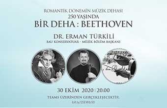 İKBK, Beethoven ile Yeni Akademik Yıla Sanatla Başlıyor