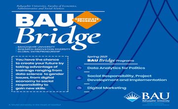 Do Not Miss BAU Bridge Programs!