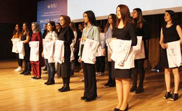 IV. Beyaz Önlük Giyme Törenimiz Başarıyla Gerçekleştirildi