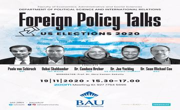 Foreign Policy Talks: US Elections 2020