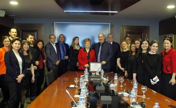 Halkla İlişkiler ve Tanıtım Bölümü İLAD Akredistayonu 5 Yıla Çıkarıldı