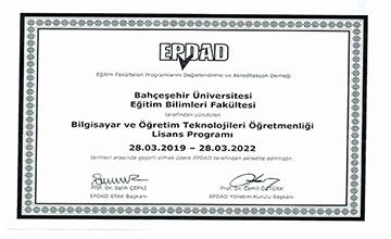 Eğitim Bilimleri Fakültesi'nin 3 Programı Akredite Edildi